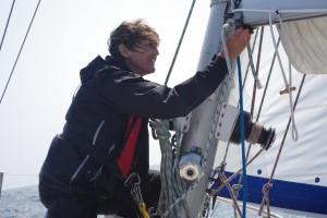 FUGA le voilier de Nomade voile - La Rochelle